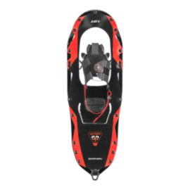 Louis Garneau Men's Victory 25 inch Snowshoes - Black/Red