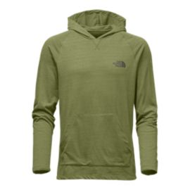 The North Face Men's LFC Tri-Blend Pullover Hoodie - Green