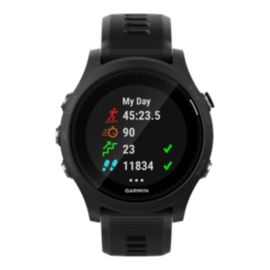 Garmin Forerunner 935 GPS Running Watch - Black