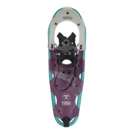 Tubbs Women's Vertex 25 inch Snowshoes 2017 - Purple