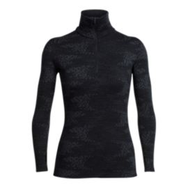 Icebreaker Women's 260 Vertex Half Zip Long Sleeve Top