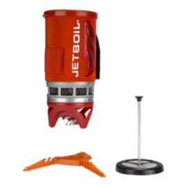 JetBoil Flash Stove Java Kit - Tomato Red