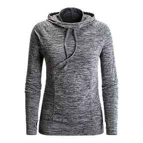 Black Diamond Women's Crux Hoodie - Slate Grey