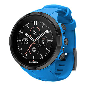 Suunto Spartan Sport GPS Watch with HR - Blue