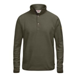 Fjallraven Men's Övik Fleece Sweater - Tarmac