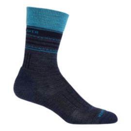 Icebreaker Women's Hike Light Cushion Crew Socks