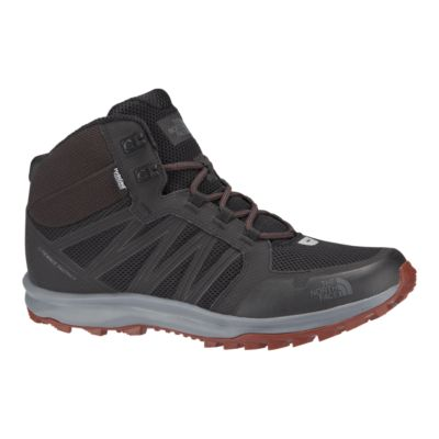 Mens Litewave Fastpack Gore-Tex Low Rise Hiking Boots The North Face