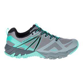 Merrell Women s MQM Flex Hiking Shoes - Monument 43db304b28
