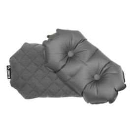 Klymit Luxe Inflatable Pillow with Quilted Cover