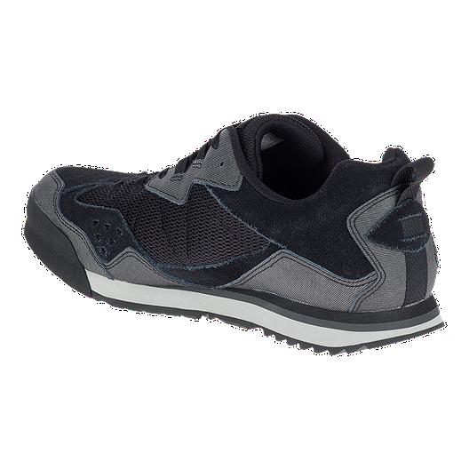 2893a4d910a54 Merrell Men's Burnt Rock Tura Vent Shoes - Black/Dusty Olive ...