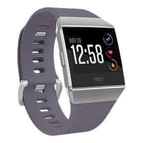 Fitbit Ionic Smartwatch - Blue Grey/Silver Grey