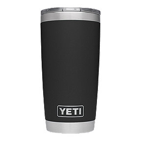 YETI Rambler 20 oz Tumbler with MagSlider Lid - Black
