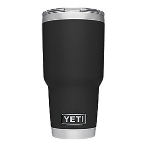 YETI Rambler 30 oz Tumbler with MagSlider Lid - Black