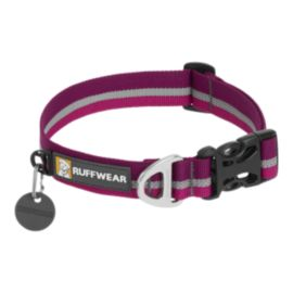 Ruffwear Crag Dog Collar - Purple Dusk