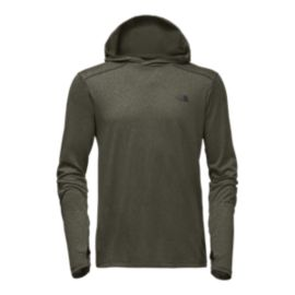 The North Face Men's Reactor Hoodie - Grape Leaf