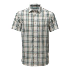 The North Face Men's Hammets Short Sleeve Shirt - Bristol Blue