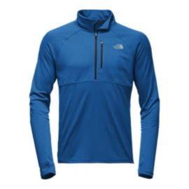 The North Face Men's Ambition 1/4 Zip - Turkish Sea