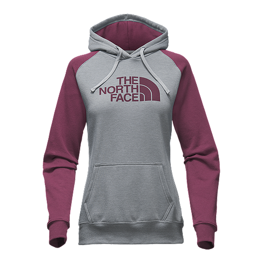 796f3588bd4911 The North Face Women s Half Dome Hoodie - Grey