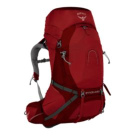 Osprey Atmos AG 50L Backpack - Rigby Red