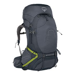 8745bf6a786a Osprey Atmos AG 65L Backpack - Abyss Grey
