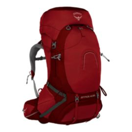 Osprey Atmos AG 65L Backpack - Rigby Red