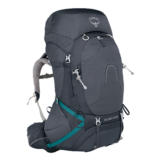 7f507fe238 Osprey Women s Aura AG 65L Backpack - Vestal Grey