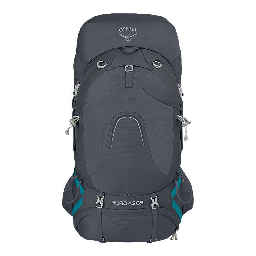 e16c3da8db Osprey Women s Aura AG 65L Backpack - Vestal Grey