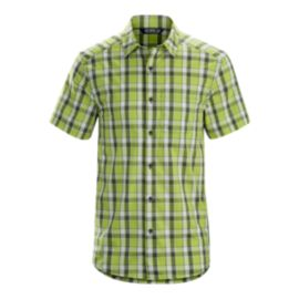 Arc'teryx Men's Brohm Short Sleeve Shirt - Chloroplast