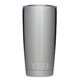 YETI Rambler 20 oz Tumbler with MagSlider Lid - Stainless