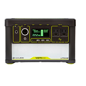 Goal Zero Yeti Lithium 400 Portable Power Pack