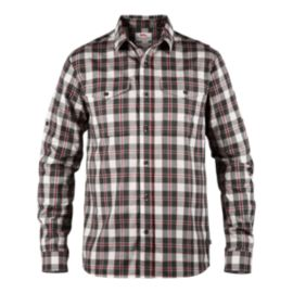 Fjällräven Men's Singi Flannel Long Sleeve Shirt - Dusk