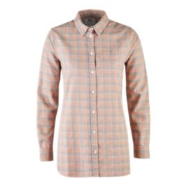 Fjällräven Women's High Coast Flannel Long Sleeve Shirt