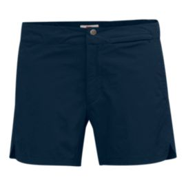 Fjällräven Women's High Coast Trail Shorts - Navy