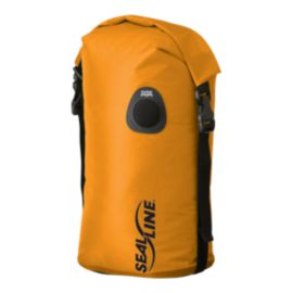 SealLine Bulk Head 10L Compression Dry Bag - Orange