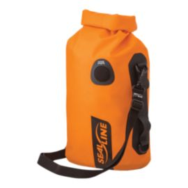 SealLine Discovery Deck 10L Dry Bag - Orange