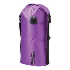 SealLine Bulk Head 20L Compression Dry Bag - Purple