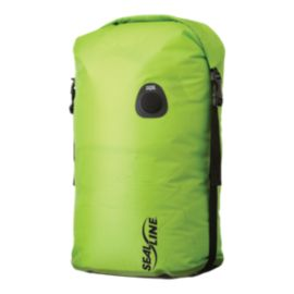 SealLine Bulk Head 20L Compression Dry Bag - Green