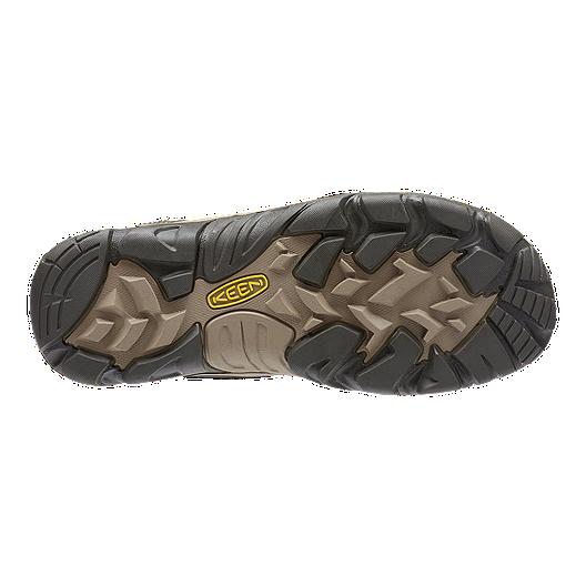 74836c8af9a Keen Men's Durand Polar Shell Waterproof Winter Boots - Black/Brindle