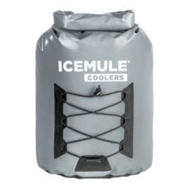 ICEMULE Pro Cooler - Large 20L (18 Cans Plus Ice) - Grey