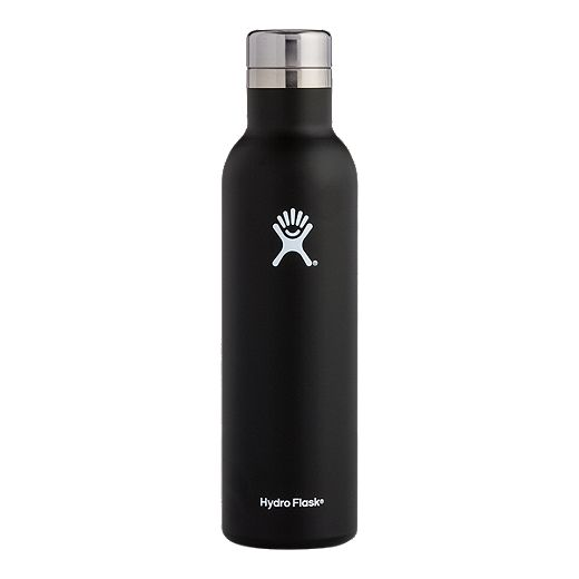Hydro Flask 25 oz Wine Bottle - Black