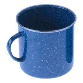 GSI Pioneer 18 oz/532 mL Enamel Cup - Blue