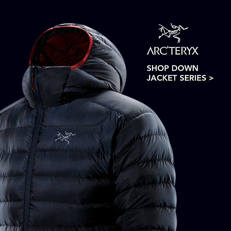 Arc'teryx Down Collection