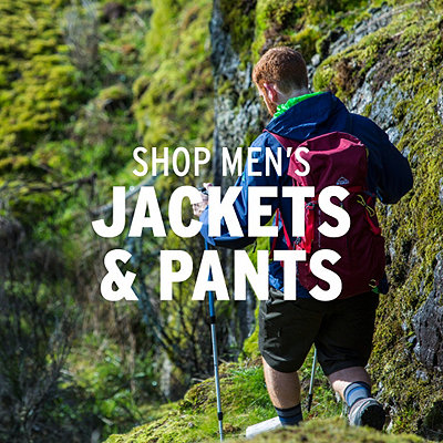 Men's Jackets & Pants
