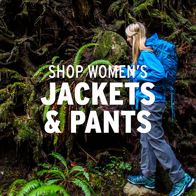 Women's Jackets & Pants