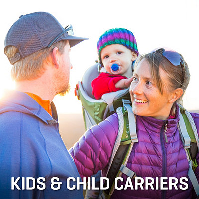 Kids & Child Carriers
