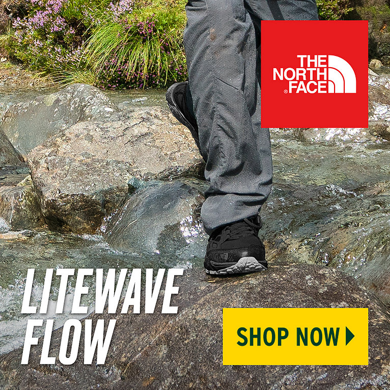 The North Face Lightwave & Liteflow Collection