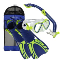 Aqua Lung Sport Regal/Piper/Trigger Junior Snorkeling Combo