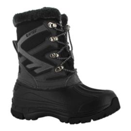 Hi Tech Men's Avalanche Winter Boots - Black