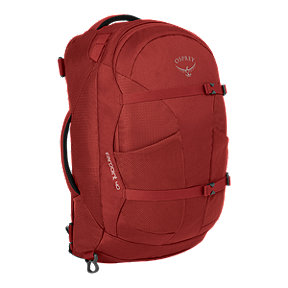 Osprey Farpoint 40L Travel Pack - Jasper Red