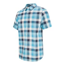The North Face Men's Road Trip Plaid Short Sleeve Shirt